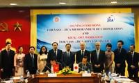 Nhật Bản hỗ trợ thúc đẩy sự phát triển bền vững của Việt Nam