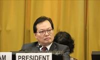 Việt Nam nhấn mạnh chấm dứt chạy đua vũ trang về hạt nhân và giải trừ vũ khí hạt nhân