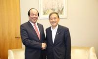 Quan hệ Đối tác chiến lược sâu rộng Việt Nam - Nhật Bản ngày càng phát triển