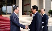 Tăng cường quan hệ hợp tác giữa hai Quốc hội Việt Nam – Lào