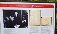 """Triển lãm """"Hồ Chí Minh-Cuộc đời và sự nghiệp từ tài liệu lưu trữ Việt Nam và quốc tế"""""""