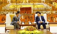 Tăng cường hợp tác giữa Hà Nội và các địa phương của Ấn Độ