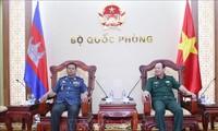 Việt Nam luôn coi trọng và phát triển quan hệ đoàn kết với Campuchia