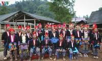 Lễ Nhảy lửa (Nhìang Chằng Đao) của người dân tộc Dao đỏ tại Điện Biên