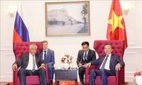 Bộ Công an Việt Nam - Bộ Nội vụ Liên bang Nga đẩy mạnh quan hệ hợp tác