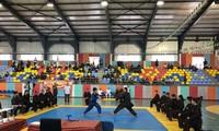 Giải thi đấu hữu nghị võ cổ truyền Việt Nam tại An-giê-ri