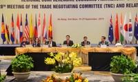 Khai mạc phiên đàm phán Hiệp định RCEP lần thứ 28