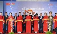 Phó Thủ tướng Cộng hòa Belarus dự lễ khánh thành nhà máy ô tô Maz Asia