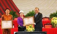 Tỉnh Hòa Bình thực hiện công tác dân tộc có trọng tâm, trọng điểm