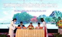 Hội nghị Xây dựng đô thị phát triển bền vững và thân thiện với môi trường