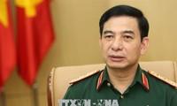 Đoàn đại biểu Quân sự cấp cao QĐND Việt Nam thăm Campuchia