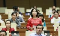 Ý kiến cử tri về phiên chất vấn Bộ trưởng Bộ Nông nghiệp và Phát triển nông thôn