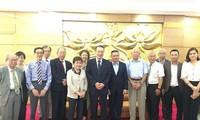 Hội Nạn nhân chất độc da cam/dioxin Việt Nam - Hội đồng Chống bom A và bom H Nhật Bản tăng cường hợp tác