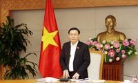 Phó Thủ tướng Vương Đình Huệ chủ trì cuộc họp nâng cao hiệu quả kinh tế tập thể