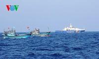 Đàm phán nhóm công tác về hợp tác trong các lĩnh vực ít nhạy cảm trên biển Việt Nam – Trung Quốc