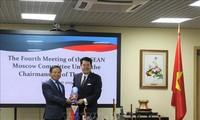 Đại sứ Việt Nam tại LB Nga đảm nhận cương vị Chủ tịch Ủy ban ASEAN Moscow