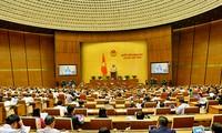 Quốc hôi thảo luận về dự án Luật Hòa giải, đối thoại tại Tòa án