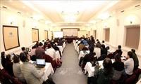 Tuyên truyền về ASEAN và chuẩn bị cho năm chủ tịch ASEAN 2020