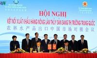 Kết nối xuất khẩu hàng nông sản sang thị trường Trung Quốc