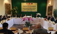 Tăng cường tình đoàn kết Việt Nam - Lào – Campuchia