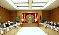 Tăng cường quan hệ hợp tác Nghị viện Việt Nam – Nhật Bản