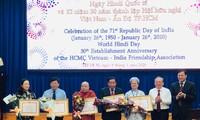 Tăng cường sự hiểu biết, tình hữu nghị giữa nhân dân Thành phố Hồ Chí Minh và Ấn Độ