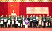 Phó Thủ tướng Vương Đình Huệ thăm, chúc Tết, tặng quà đồng bào các dân tộc tỉnh Yên Bái
