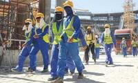 Tạm dừng đưa lao động Việt Nam sang Trung Đông