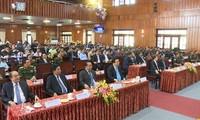 Đại diện lãnh đạo tỉnh Svay Rieng và Prey Veng thăm, chúc Tết tỉnh Long An