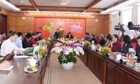 Chủ tịch Quốc hội Nguyễn Thị Kim Ngân làm việc với lãnh đạo tỉnh Đắk Lắk