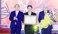 Thủ tướng Nguyễn Xuân Phúc dự kỷ niệm 120 năm ngày thành lập tỉnh Trà Vinh
