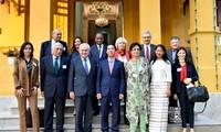 Việt Nam- Điểm đến khởi động của chuỗi sự kiện vì hòa bình năm 2020
