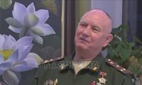 Tình cảm những cựu binh Nga dành cho Việt Nam