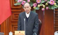Thủ tướng Chính phủ Nguyễn Xuân Phúc gửi Điện thăm hỏi tình hình dịch viêm phổi cấp do virus Corona tại Trung Quốc
