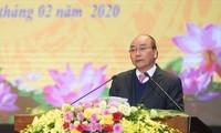 Thủ tướng Nguyễn Xuân Phúc dự Lễ kỷ niệm 70 năm thành lập tỉnh Vĩnh Phúc