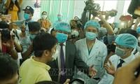 2 bệnh nhân nhiễm virus nCoV xuất viện