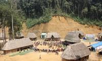 Lễ hội Tạ ơn rừng của người Cơ Tu