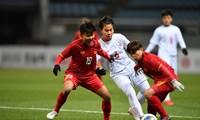 Đội tuyển bóng đá nữ Việt Nam vào vòng play-off Olympic Tokyo 2020