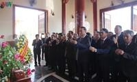 Bộ trưởng Công an Tô Lâm thăm và làm việc tại Khăm Muồn