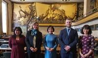 Phái đoàn Việt Nam chủ trì Ủy ban điều phối ASEAN tại Thụy Sĩ về công tác của WTO