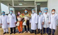 Dịch COVID -19 tại Việt Nam: 11 ca được chữa khỏi và đã xuất viện