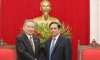 Tăng cường quan hệ hợp tác Việt Nam - Nhật Bản