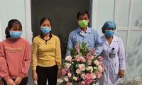 Tất cả 16 bệnh nhân mắc dịch Covid-19 tại Việt Nam đã được xuất viện