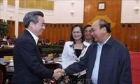 Thủ tướng Nguyễn Xuân Phúc làm việc với lãnh đạo Bạc Liêu