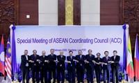 Nỗ lực của ASEAN trong việc ứng phó với dịch bệnh COVID 19