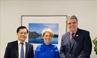 Thúc đẩy hợp tác ASEAN với USTDA và Eximbank