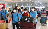 Đội tuyển bóng đá nữ Việt Nam có mặt tại Australia, sẵn sàng cho trận lượt đi play-off Olympic 2020
