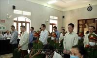 Phạt tù nhóm đối tượng hoạt động nhằm lật đổ chính quyền nhân dân