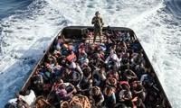 Châu Âu đối phó với khủng hoảng di cư mới: Khó khăn chồng chất