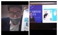 Việt Nam - Trung Quốc giao thương trực tuyến sản phẩm phòng chống dịch